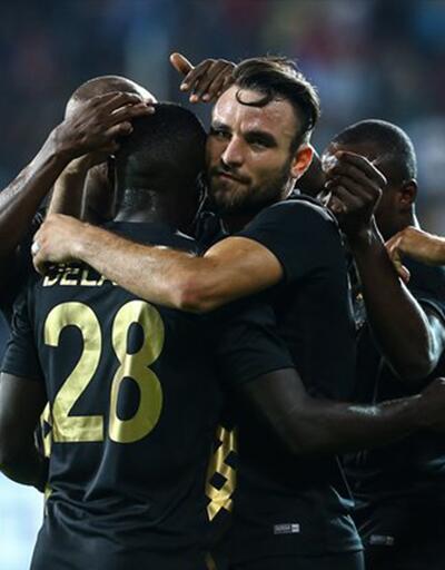 Osmanlıspor UEFA'da tarih yazdı