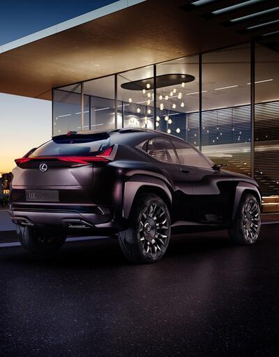 Lexus'tan yeni konsept geliyor
