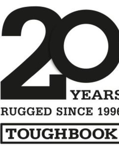 Panasonic Toughbook 20'nci yılını kutluyor