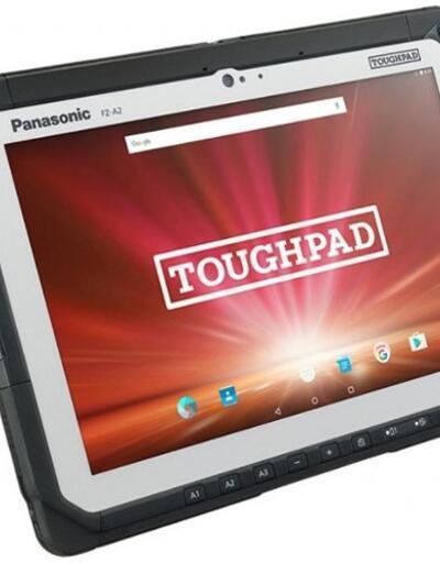 Panasonic'ten dayanıklı tablet: Toughpad FZ-A2