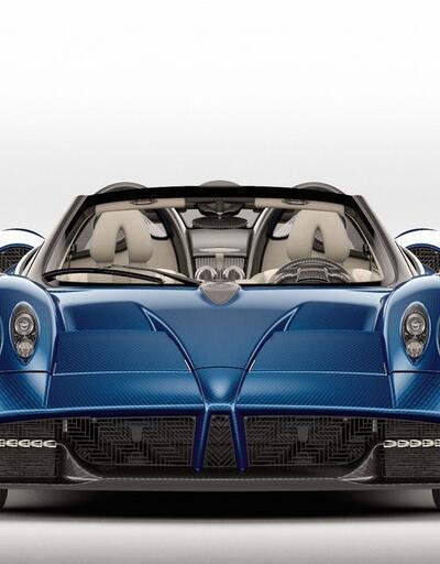 Sanat eseri gibi otomobil: Pagani Huayra Roadster