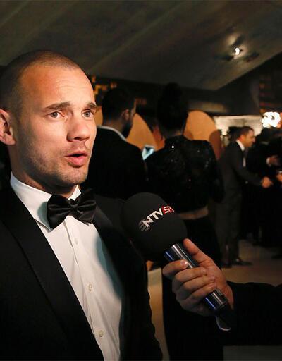 Sneijder'den Igor Tudor sözleri