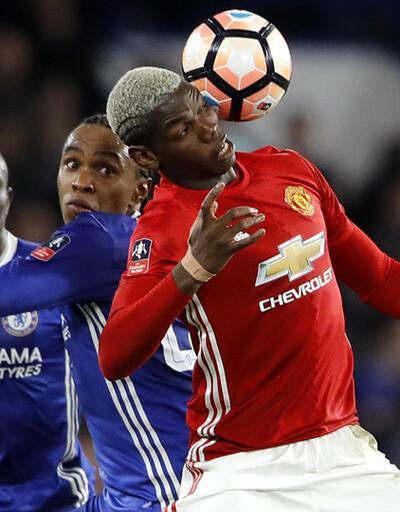 Chelsea - Manchester United: 1-0 (Maç Özeti)