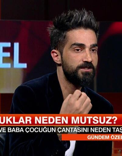 Ahmet Naç'tan velilere dikkat çeken çanta önerisi
