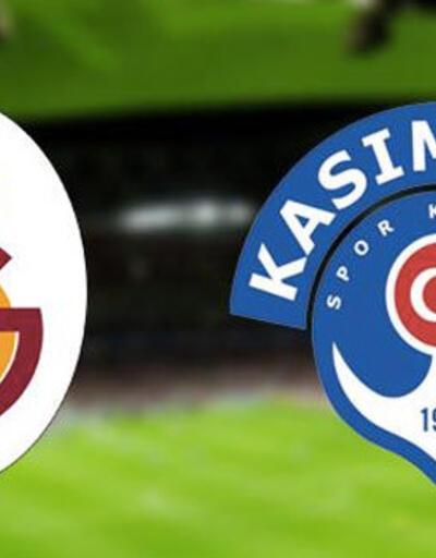 Galatasaray'ın Kasımpaşa maçı muhtemel 11'i