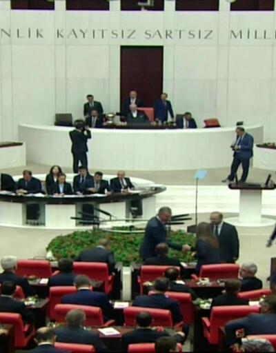 Meclis'te mesai başlıyor