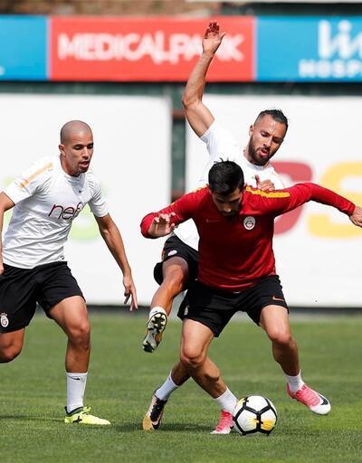 Galatasaray'ın Karabükspor maçı muhtemel 11'i