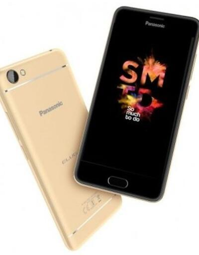Panasonic'in yeni giriş seviyesi akıllı telefonu