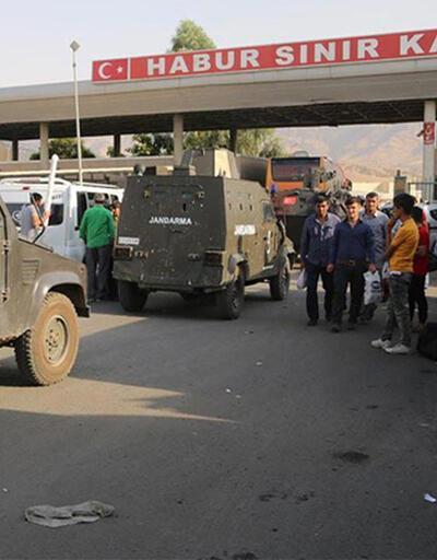 Irak'tan 'sınırları kapatın' çağrısı
