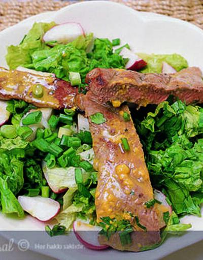 Ilık Bonfile Salatası
