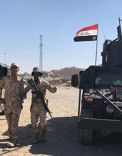Irak ordusu Rabia Sınır Kapısı'nda kontrolü sağladı