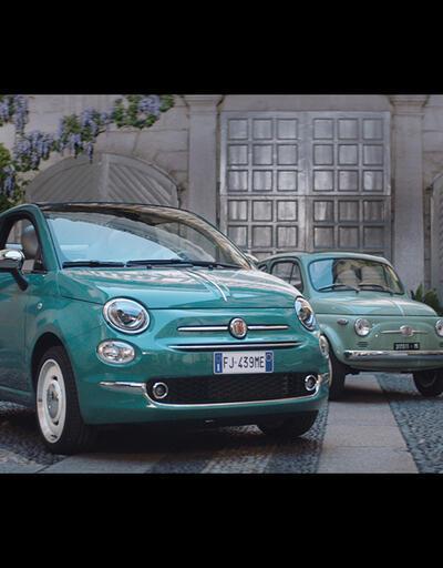 Fiat 500 için gümüş para bastırıldı