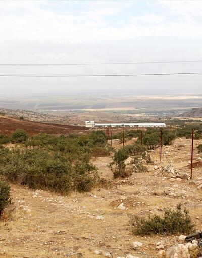 İşte Habur'a alternatif sınır kapısı inşa edilecek olan Ovaköy