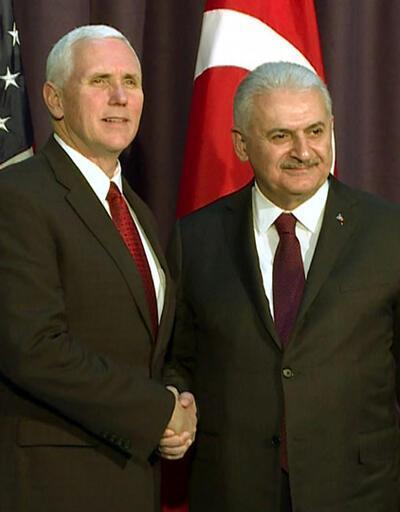 Son dakika: Başbakan Yıldırım'ın ABD Başkan Yardımcısı Pence ile görüşmesi ertelendi