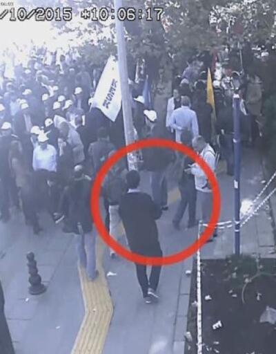 Ankara Garı katliamından yeni görüntüler
