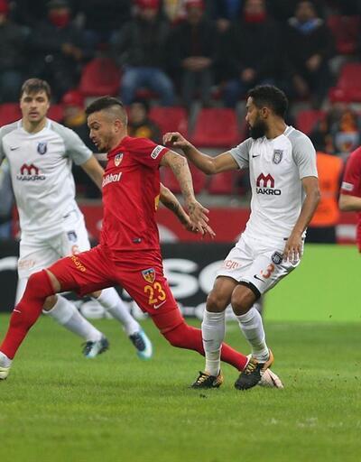 Kayserispor 1-1 Başakşehir / Maç Özeti