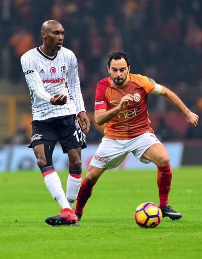 Galatasaray'ın Beşiktaş maçı muhtemel 11'i...