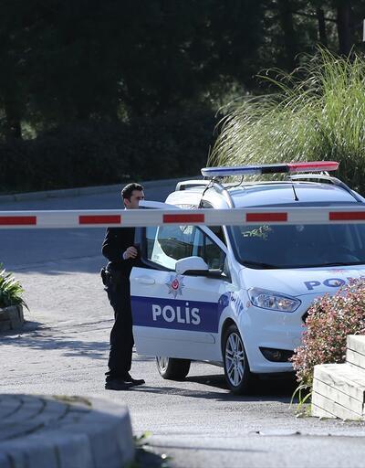 Yavuz Yılmaz'ın yaşamını yitirdiği olay yerinden ilk fotoğraflar