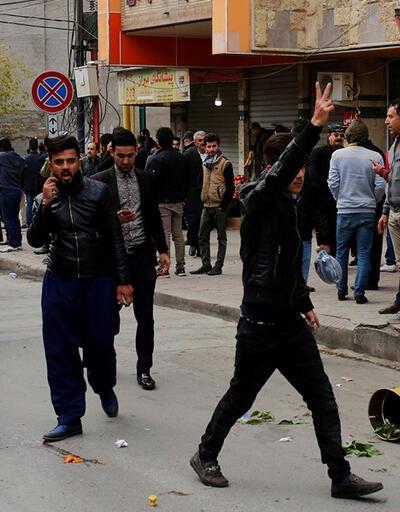 Süleymaniye'de protesto... Çok sayıda ölü ve yaralı var