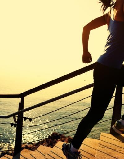 Koşun, telomerleriniz de uzasın, hayatınız da!