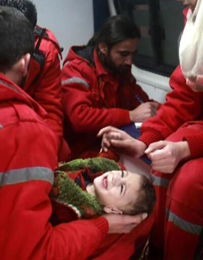 Doğu Guta'da acil tahliye edilmesi gereken 641 kişi var