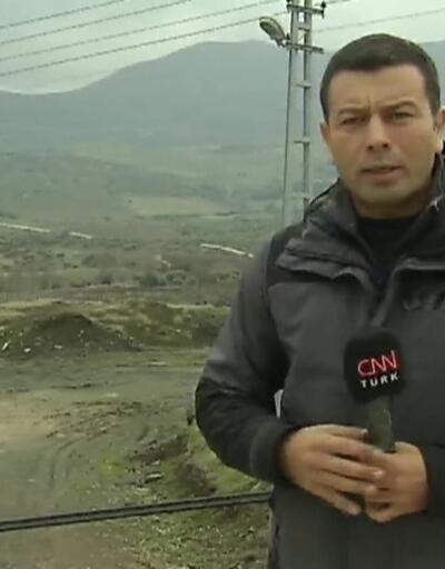 Çatışma anını CNN TÜRK ekibi görüntüledi
