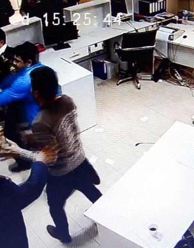 Kaçak elektrik cezası kesilen işletme sahibi DEDAŞ binasını bastı