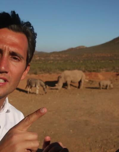 Dünya Avucunuzda takımı Cape Town'da safari turuna çıktı