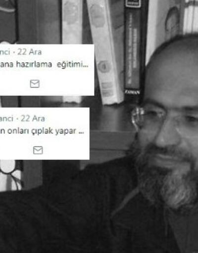 'Eşofman' mesajları tepki çeken öğretmen ihraç edildi