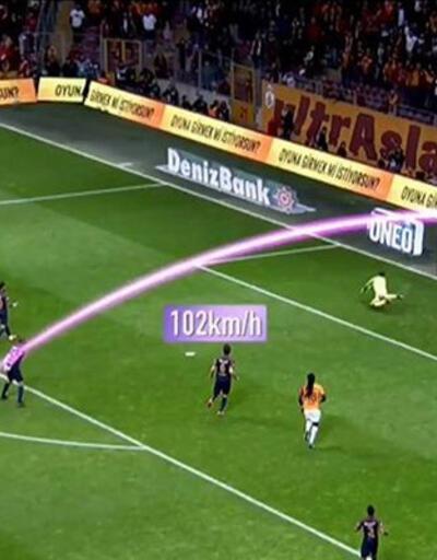 Mariano'nun golü ses getirdi: FIFA şimdiden yazsın