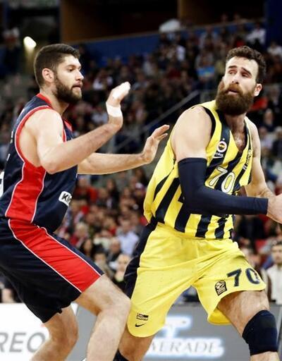 Fenerbahçe final four'a abone oldu