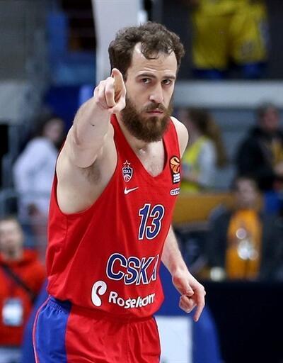 CSKA Moskova Final Four'da