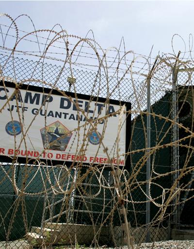Trump'tan Guantanamo'da bir ilk