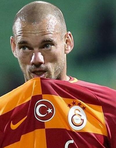 Sneijder: Formamı aldılar, başkasına verdiler