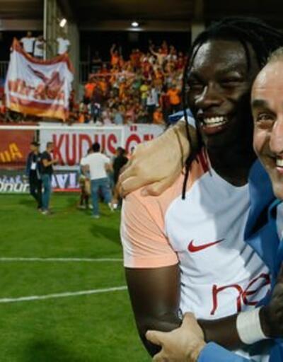 Abdurrahim Albayrak: Orucumu açarken penaltı kazandık