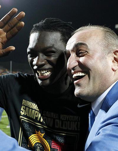 Abdurrahim Albayrak: Önemli olan şampiyonluk