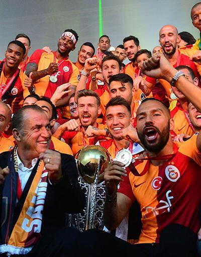 Şampiyon Galatasaray para basacak!