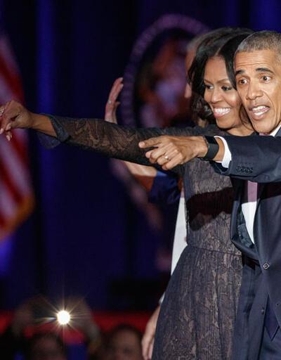 Obama çifti Netflix ile anlaştı!