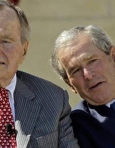 ABD Başkanı Trump ve eski başkanlardan, George H. W. Bush için taziye mesajı