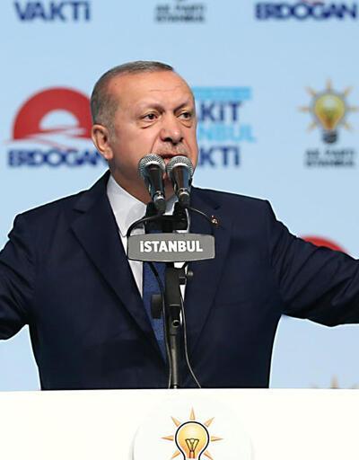 Cumhurbaşkanı Erdoğan: Şimdi büyük ustalık dönemim