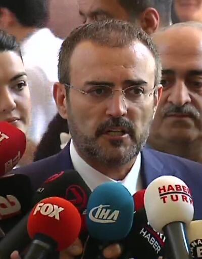 Son dakika... AK Parti Sözcüsü Mahir Ünal'dan erken seçim açıklaması