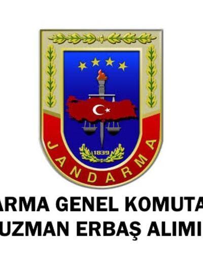 Jandarma uzman erbaş alımı başvuru işlemleri sürüyor   2 bin 375 uzman erbaş alınacak