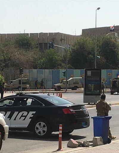 Erbil'de valilik binasına saldırı