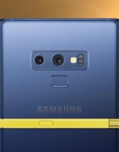Galaxy Note 9'un 512GB'lık modeli daha popüler