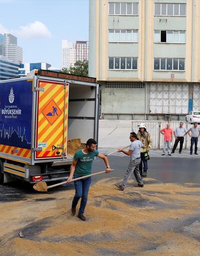 Son dakika... İstanbul'da kimyasal alarmı