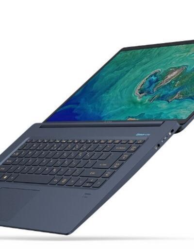 Acer Swift 5 ön incelemede