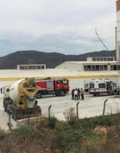 Şantiyede korkunç ölüm! Genç işçi beton mikserine sıkıştı