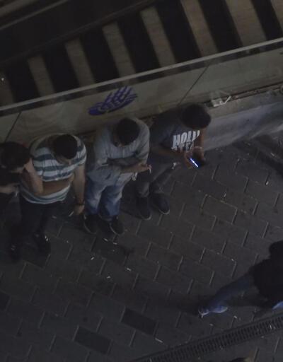 Taksim Meydanı'nda fuhuş operasyonu