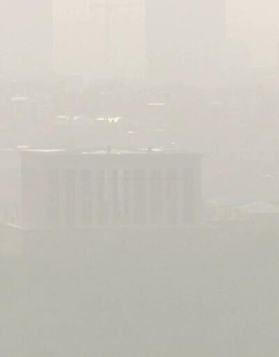 Toz bulutu nefes aldırmadı