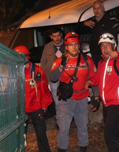 Spil Dağı'nda mahsur kalan iki liseli kurtarıldı